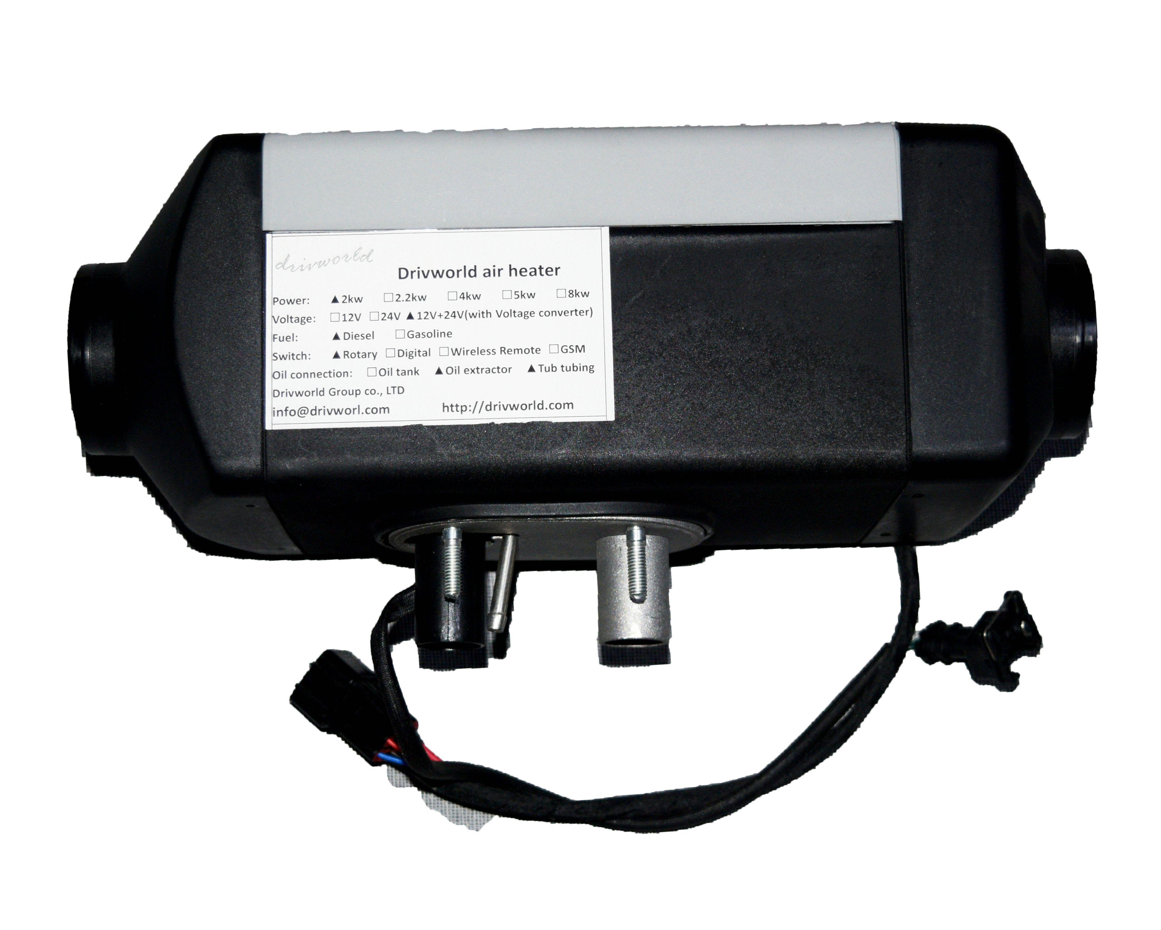 5L Plastic Gasoline Fuel Oil Tank Air Diesel Parking Heater Car Truck Van Boat