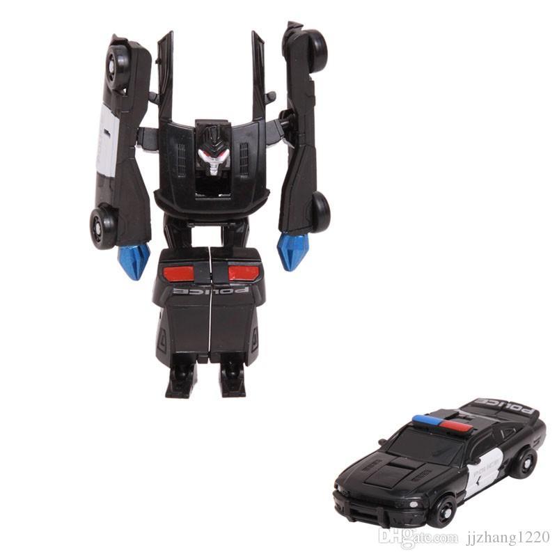 Cadeau Enfants 33 Du Voitures Pour Véhicule Garde Transformation Acheter Jouet Figurines Mini Garçons De11 Robot Lq45A3jR