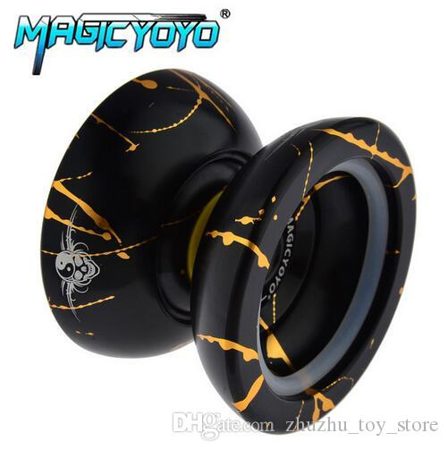New Fashion Magic yoyo N11 Professional advanced Aluminum YO-YO Classic Toys Gift For Kids Children