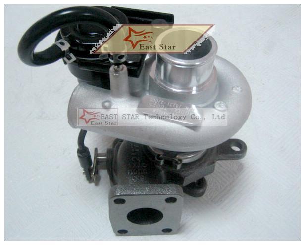 TD025 28231-27000 49173-02412 Turbocompresseur à refroidissement par huile pour HYUNDAI Elantra Trajet Tucson Santa Fe 2.0L CRDi D4EA 83KW