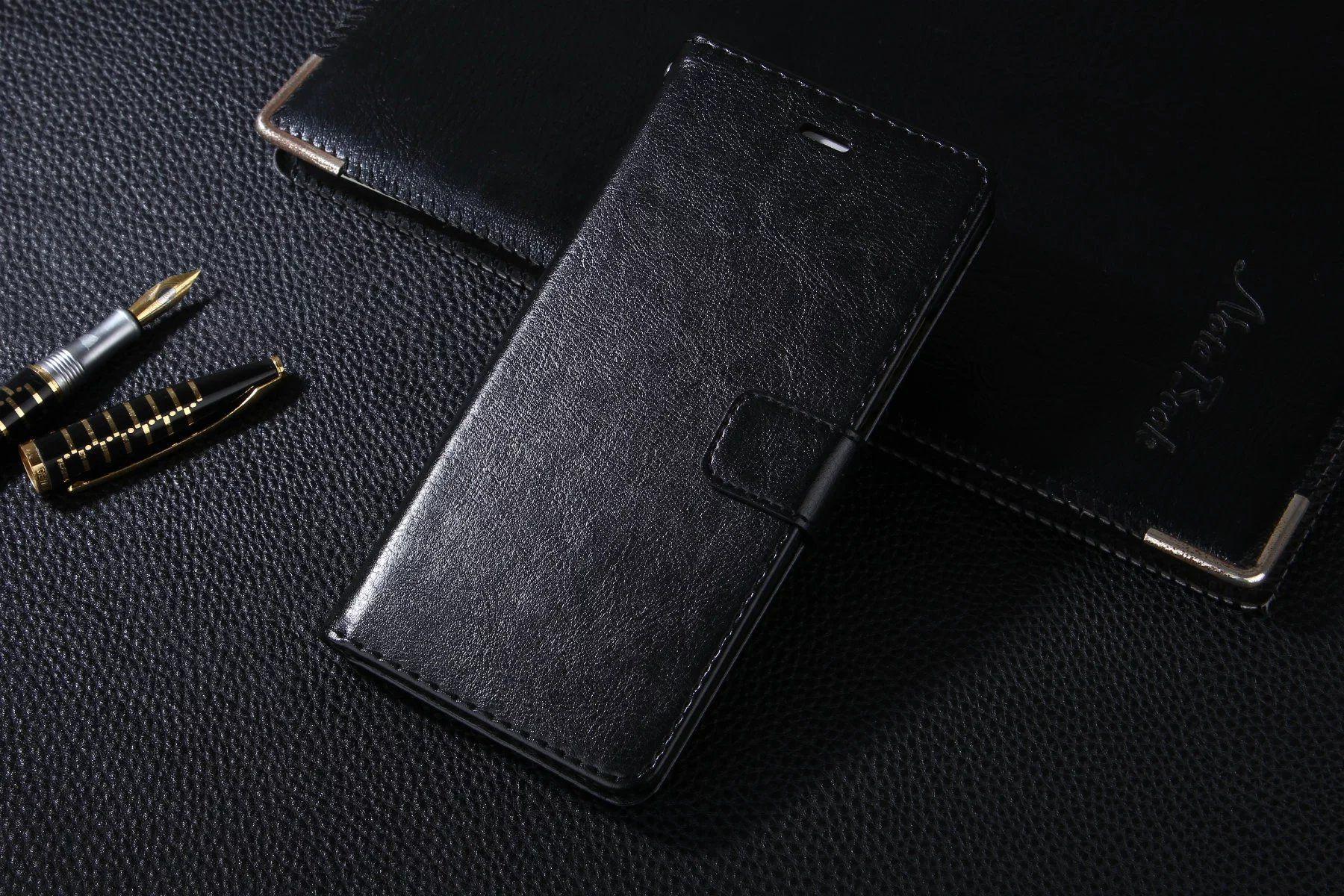 Per Huawei P10 Custodia Portafoglio Cute Flip Cover Luxury Colorato Ultra-sottile Custodia in pelle originale per Huawei Ascend P10