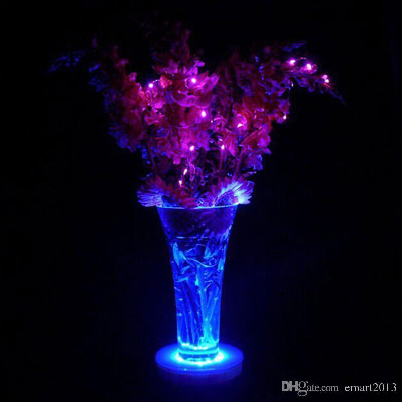 2m 20LEDS Batterieleistung betriebener LED Kupferdraht Fairy String Lights für Weihnachten Weihnachten Startseite Party Hochzeit Event Party Dekoration 10 teile / los