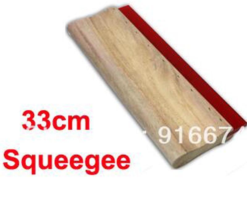 رخيص وخصم مواد طباعة الشاشة الحريرية الممسحة 33 سم (13 بوصة) أدوات أدوات حبر الحبر