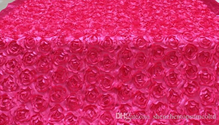 140 cm X 10 Mètre Étape De Mariage 3D Rose Fleur Décor À La Maison Scène Hall De Mariage Tapis Allée Runner Tapis Tapis T station tapis