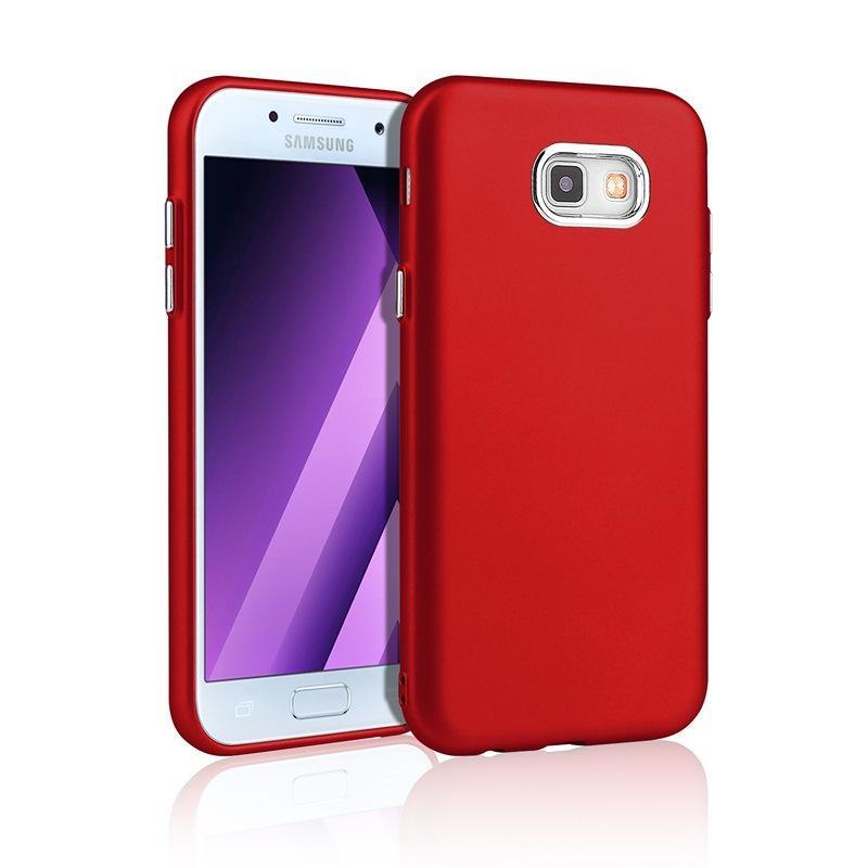 Para Samsung A3 A5 A7 2017 caso chapeamento tampa traseira rígido original de luxo casos de telefone de proteção para Samsung J3 J5 J7 2016 cover