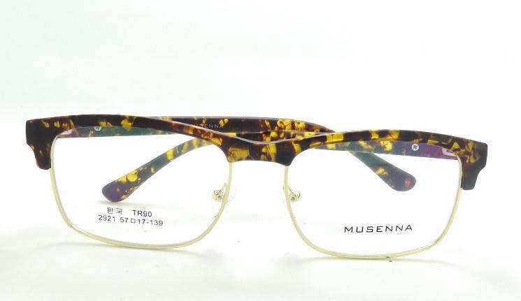 Große Retro- Azetat optische faßt Männer / Frauen Art- und Weiseglasrahmen für Verordnung 2921 um