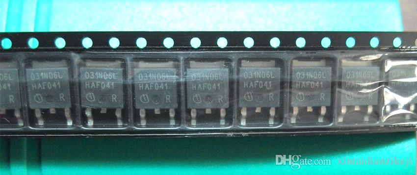 free delivery 031N06L IPD031N06L3G TO-252 MOSFET N-CH 60V 100A The new original authentic transistor transistor quality assurance package on
