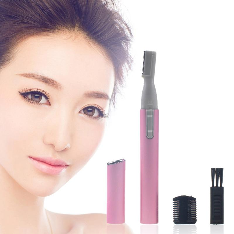 Portable Eyebrow Electric Trimmer Female Bikini String Trimmer