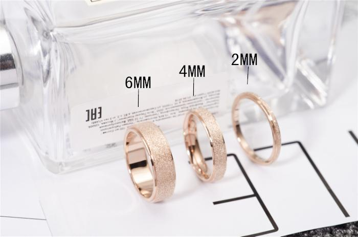 super high small item love girl little rings women flash quality square ring jewelry for finger
