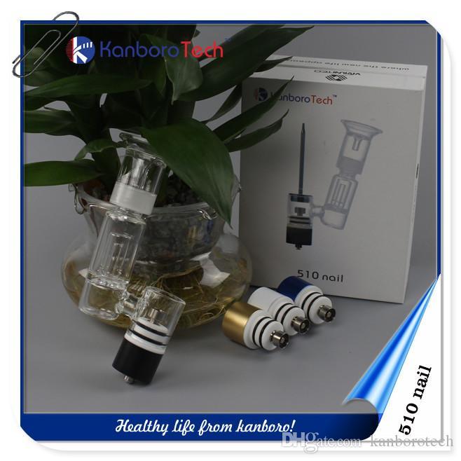 E-cigarette mod vaporisateur Accessoires de cigarettes électroniques 510 ongles Cartouches interchangeables vape E Cartouche de ..