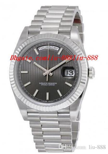 Relojes de lujo para hombres Relojes de pulsera de lujo para hombres 40