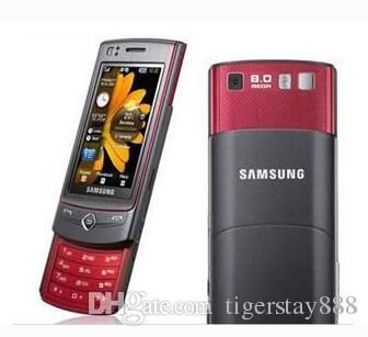 Unlocked S8300 100% Original Samsung S8300 Cell Phones 8MP Camera GPS FM Touch Cheap Phone Refurbished mobile phone