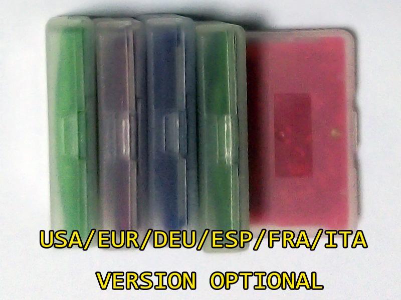 Spedizione gratuita / Alta qualità / Giochi classici / senza batteria per il salvataggio