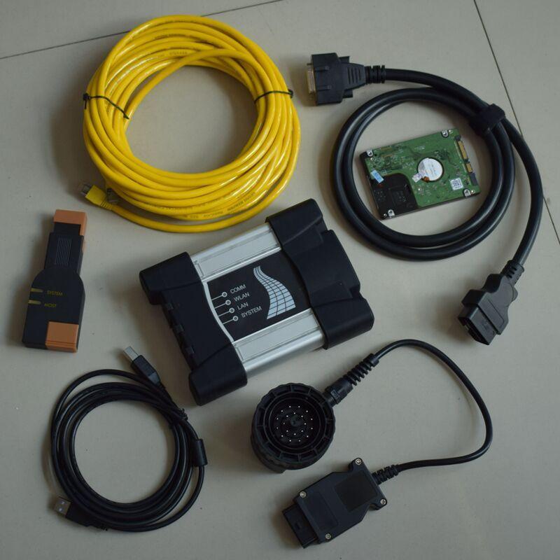 Date ICOM A2 pour BMW ICOMNEXT A + B + C nouvelle génération ICOM A2 outil de programmeur de diagnostic pour BMW ICOM avec disque dur 500gb en vente