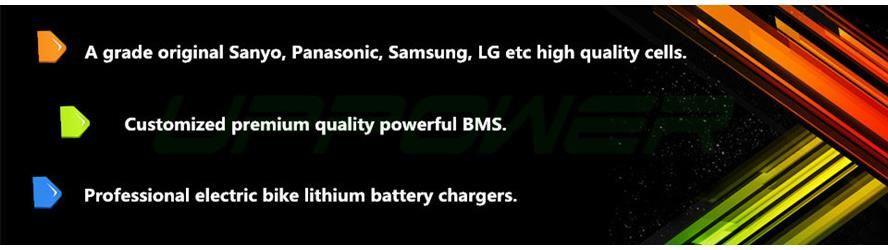 Ebike battery manufacturer