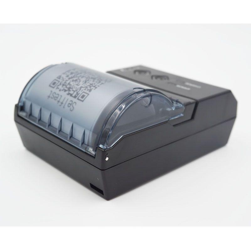 TP-B7 Heißer verkaufender tragbarer Bluetooth 58mm Drucker mit 1500mAh Batterie