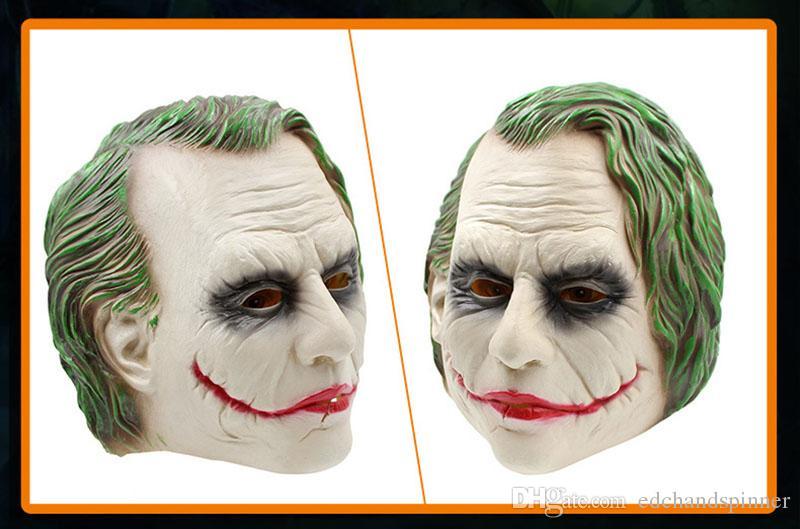 friendly latex scary mask halloween mask batman clown mask for antifaz party mascara carnaval fancy