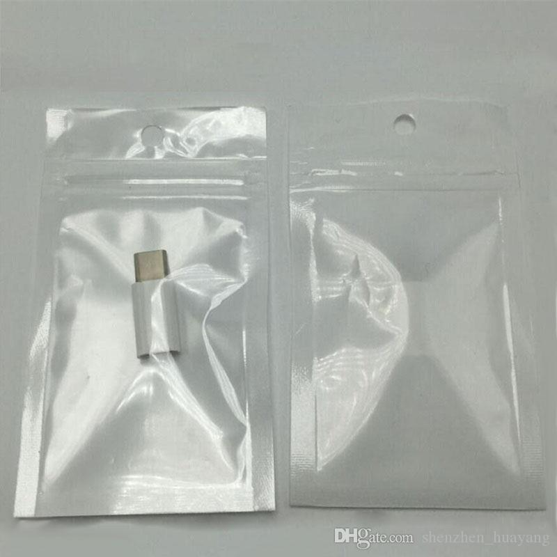 Adaptador USB tipo C Micro USB, 3.1 cable Cable de carga de sincronización de datos para Nokia Tablet para Macbook OnePlus 2 ZUK Z1 TPE con bolsa de opp