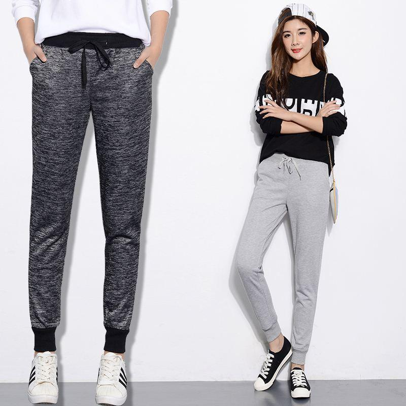 shop for provide plenty of save up to 80% 2019 S~3XL Casual Sweatpants Women Plus Size Joggers Pants Black Gray From  Winkiya, &Price; | DHgate.Com