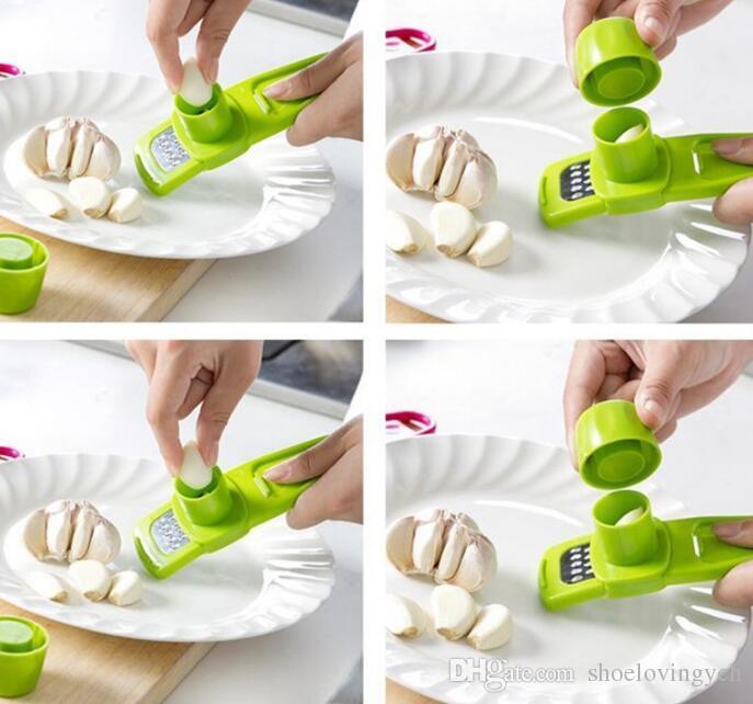 ... Multi Functional Ginger Knoblauch Schleifen Reibe Hobel Schneidemaschine  Mini Cutter Kochen Werkzeug Küche Utensilien Küche Zubehör ...