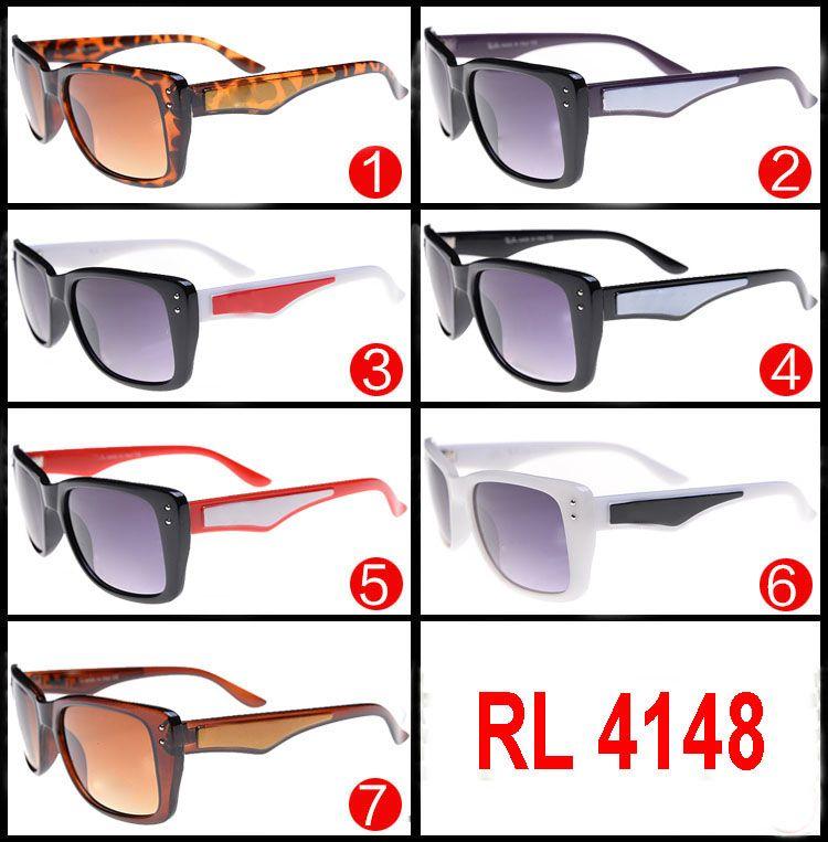 2017 Brand New Дизайнерские солнцезащитные очки для мужчин и женщин качество вождения солнцезащитные очки очки ВС стекла Велоспорт очки 7ЦВЕТОВ