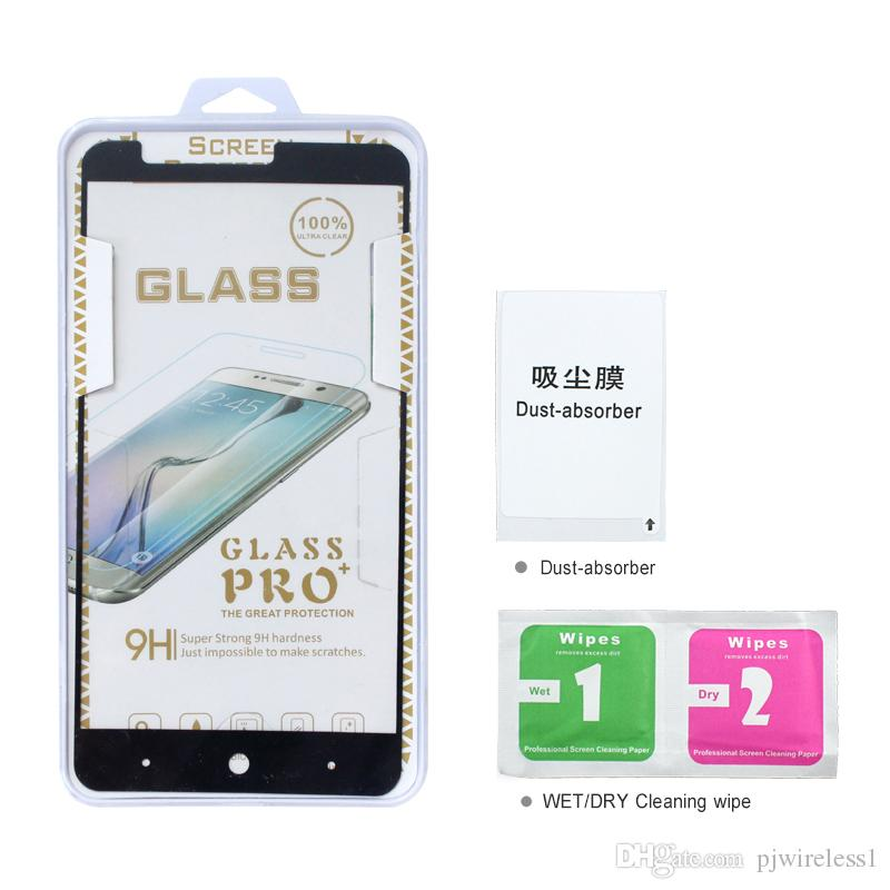 For LG Srylo 3 Plus For ZTE Zmax Pro Z981 Stylo 3 Metropcs 3D Protector Full Tempered Glass with Retail packaging A