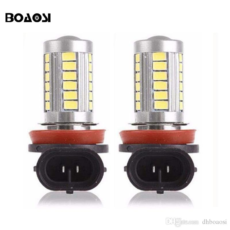 L'ampoule superbe de la lampe de brouillard de voiture de Xenon H11 / H8 / 9006 / HB4 10W 12V blanc lumineux a mené l'éclairage