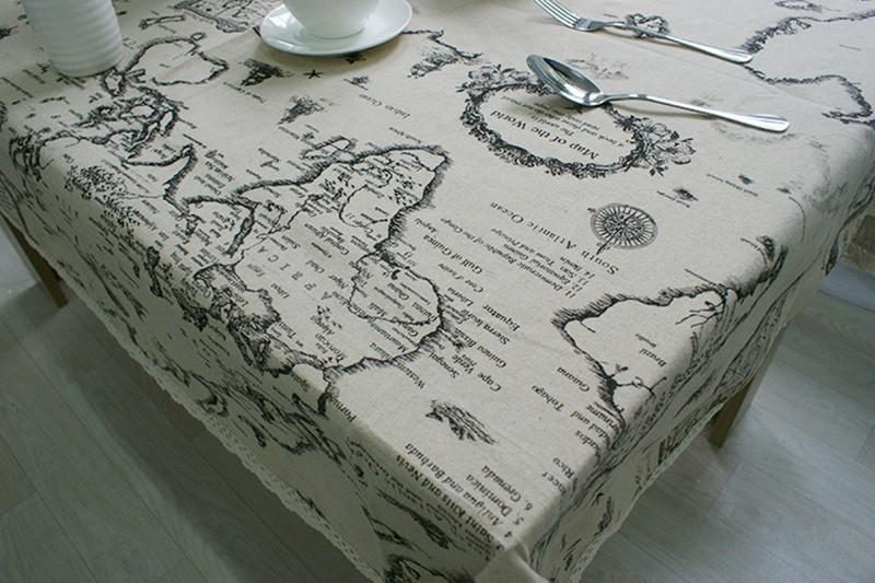 2017 new arrival table cloth world map high quality lace no matter in party hotel restaurant and wedding event a table cloth birthday tablecloth is a important decoration so weve collect many styles of round gumiabroncs Gallery