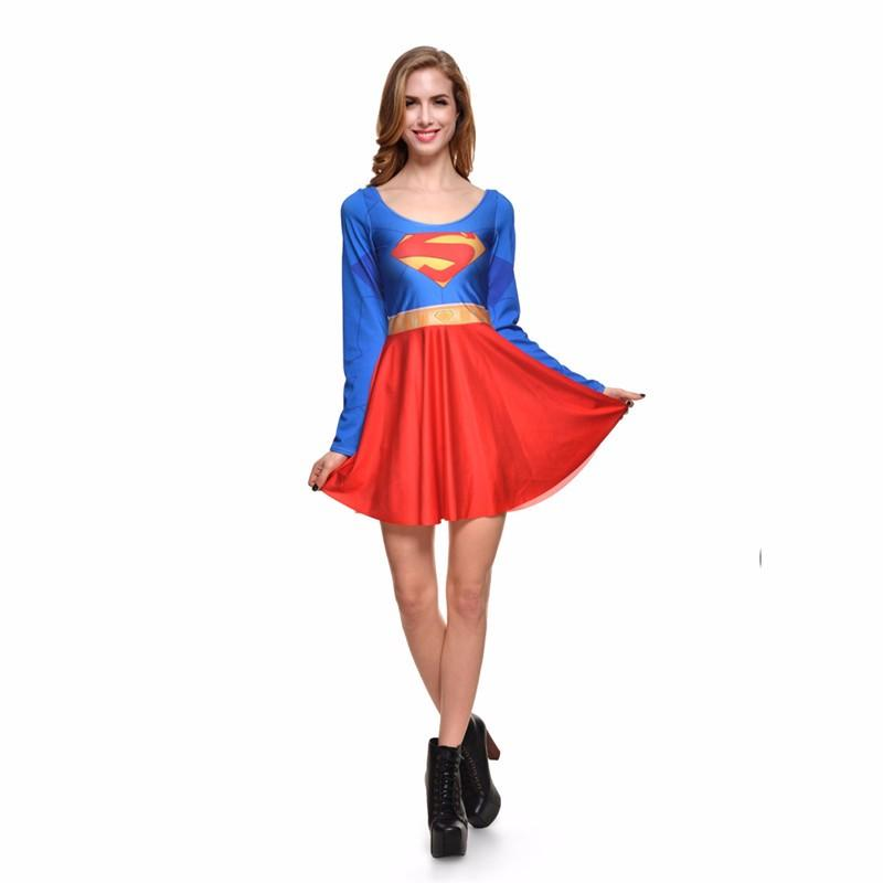 SUPERGIRL DRESS (3)