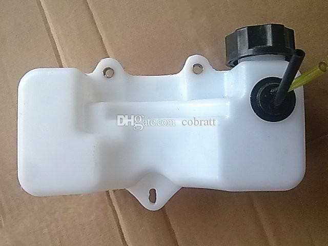 Fuel tank assembly for Zenoah G23L 2300 HT230 HUASHEN 750 23CC 26CC hedge trimmer strimmer brush cutter