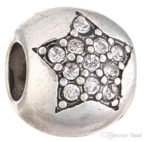 buon fascino per un braccialetto, ciondoli fascino fai da te, ciondoli alla moda ciondolo per collana pendente bracciale gioielli