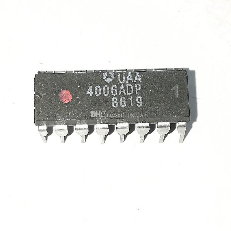UAA4006DP. UAA4006ADP. UAA4006BDP, doppio pacchetto in plastica 16 pin in linea. Circuito integrato IC PDIP16 / SWITCH MODE POWER SUPPLY CONTROL