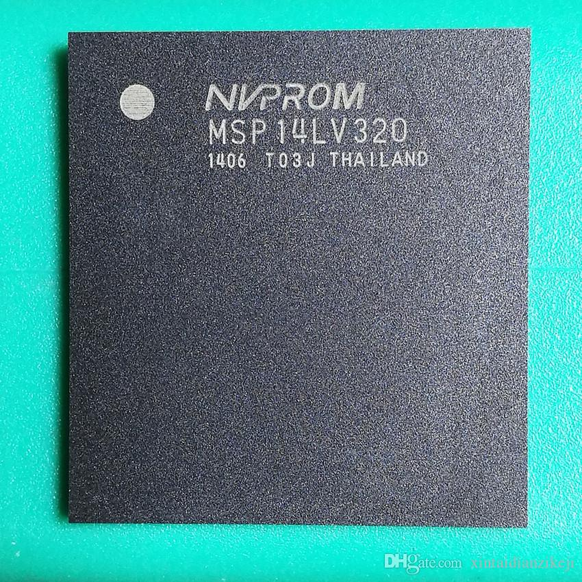 727-SP14LV320E1TJ001 MSP14LV320-E1-TJ-001 MSP14LV320 QFN chip NVPROM chip Quality assurance package on the machine