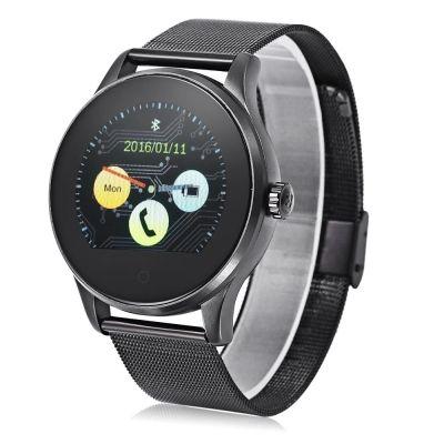 Excelvan K88H Смарт-часы трек браслет MTK2502 Bluetooth K88H SmartWatch Монитор сердечного ритма Шагомер Набор для Android IOS + B