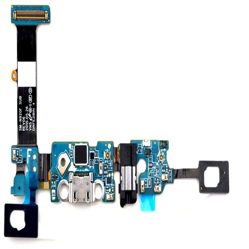 30PCS OEM зарядное устройство зарядное док-порт USB Flex кабель для Samsung Galaxy Note 5 N920A N920T N920V свободный DHL