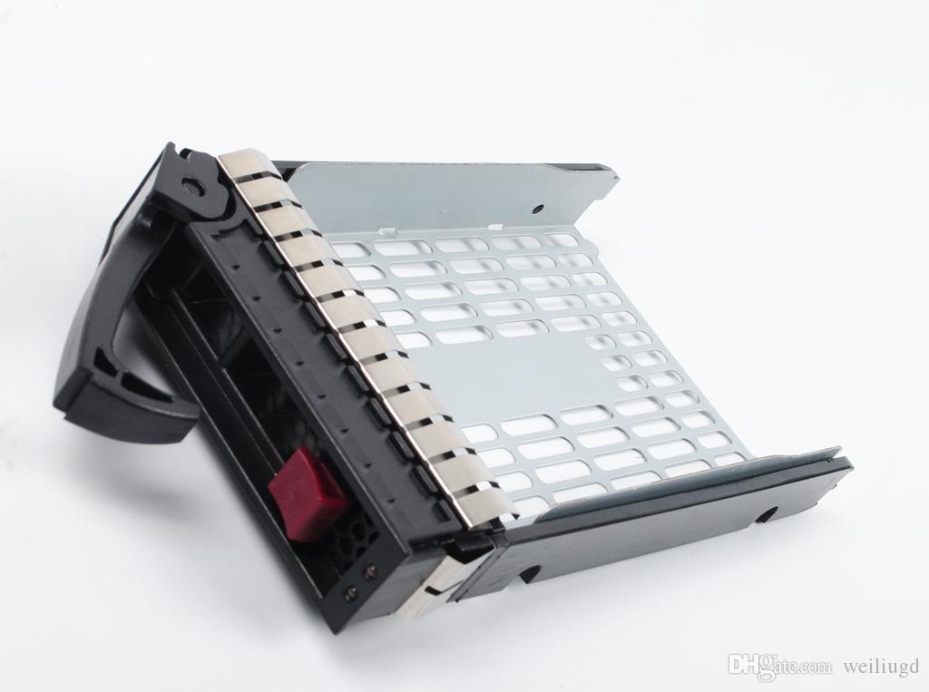 "3.5"" SATA/SAS HDD Hard Drive Tray / Caddy Server Components HP 373211-001 New In Retail Box"