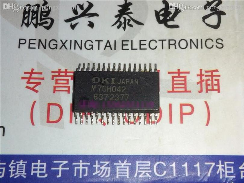 M70H042 , PDSO32 . Double row surface mount feet SOP Package / MSM70H042 , SOP32 Integrated circuits ICs