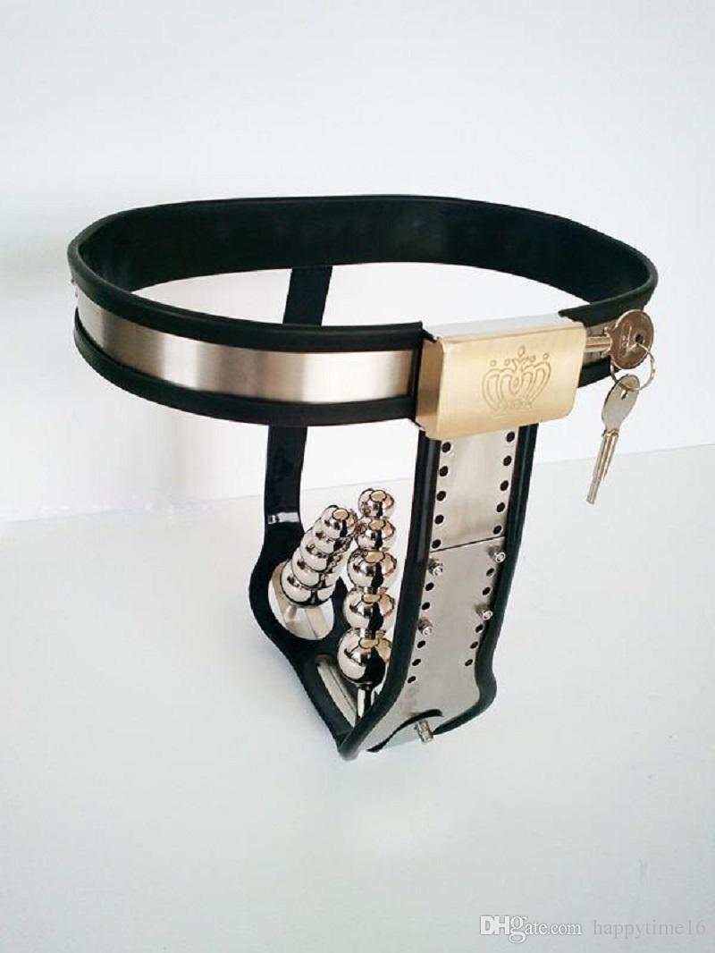 Male /& Female Chastity soutien-gorge Dispositif esclave corps chasteté Lock Restraints réglable