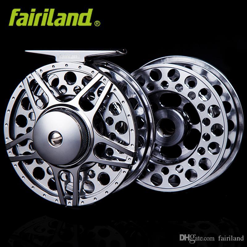 2BB+1 80mm(3/4) Fly reel w/ spare spool combo full metal money-saving set fly fishing wheel ice reel L/R hand Interchangeable