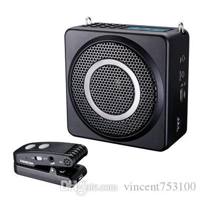 2.4G Lavalier Micrófono TAKSTAR E260W 2.4G digital inalámbrico Amplificador de Voz Portátil de Moda King King Headworn Micrófono