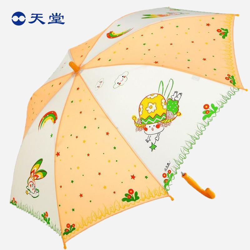 Guarda-chuva automático das crianças das crianças dos desenhos animados guarda-chuva chuva guarda-chuva direto da fábrica adorável crianças