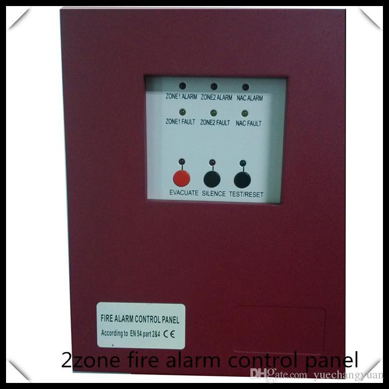 2 المناطق التقليدية إنذار الحريق لوحة التحكم الرئيسية أو لوحة الرقيق