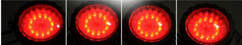 LED 수영장 빛 수중 방수 IP68 풍경 램프 RGB AC / DC