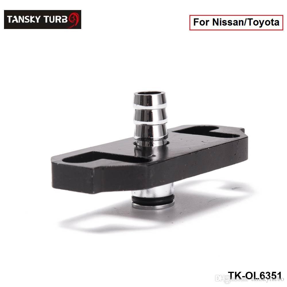 Tansky - Adaptador Regulador De Combustível 1 PC para Nissan / Toyota de Alta Qualidade TK-OL6351 (1 PC), tem em estoque, H.Q.
