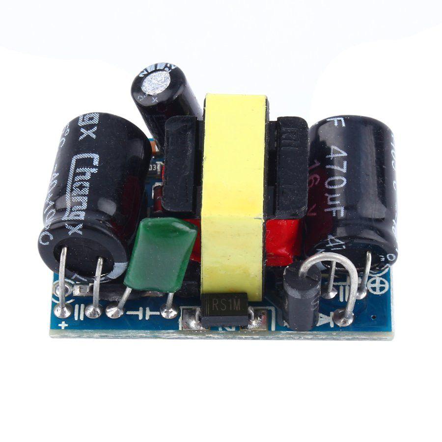 AC to DC 220V to 3.3V Step Down Buck Voltage Regulator Power Supply Module