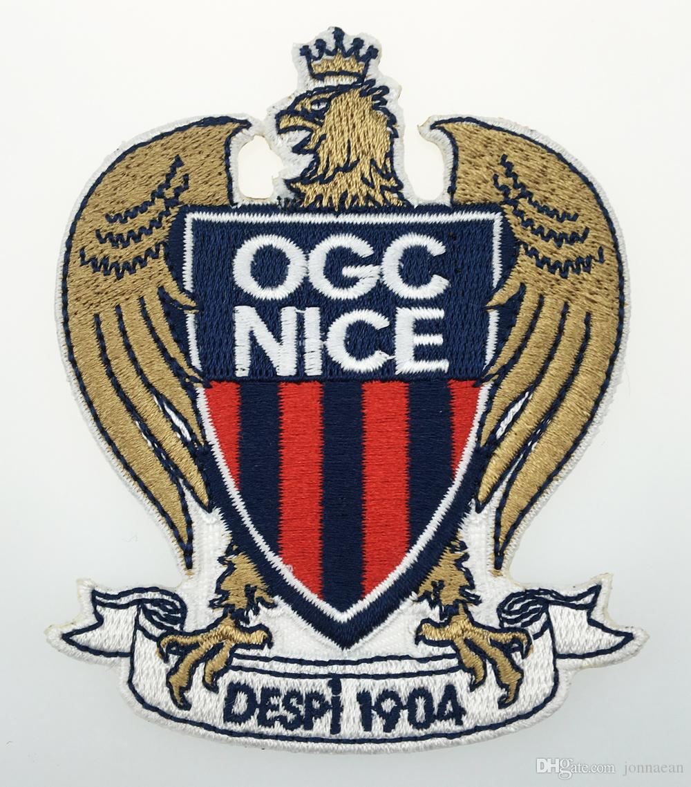 Custom 100% Embroidery OGC NICE Iron On Patch Embroidered Sewing Patch Supplies DIY Accessory Application Patch G0501 Free Shipping