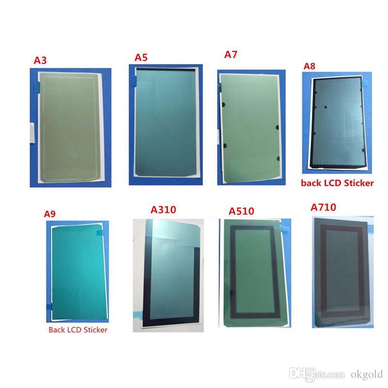 Alta Qualidade Tela LCD Adesivo Adesivo Cola Fita Adesiva para Samsung A3 A5 A7 2015 A310 A710 A710 A8 A9 2016 (306SSA-AM10))