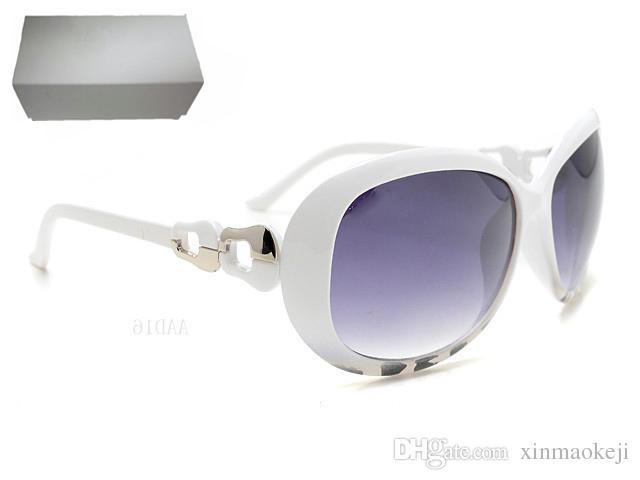 Weltberühmte Marke Sonnenbrille Frauen Polaroid Brille UV400 Mode Sonnenbrille Frauen Shades Eyewear mit Box