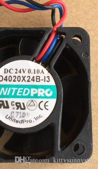UNITEDPRC D4020X24B-L3 DC24V 0.10A 3-Draht-Serverlüfter