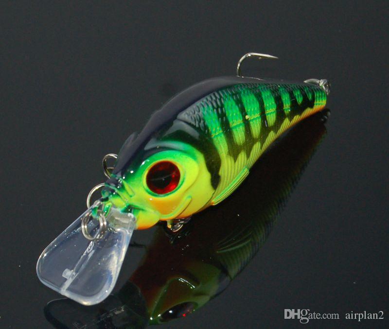 Оптовая торговля бионическими топовыми водой рыболовные приманка пластиковые поддельные рыбы твердо приманка искусственная приманка крюк PESCA рыболовные аксессуары